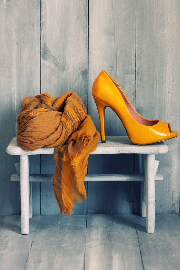 L'orange, la couleur phare de la rentrée