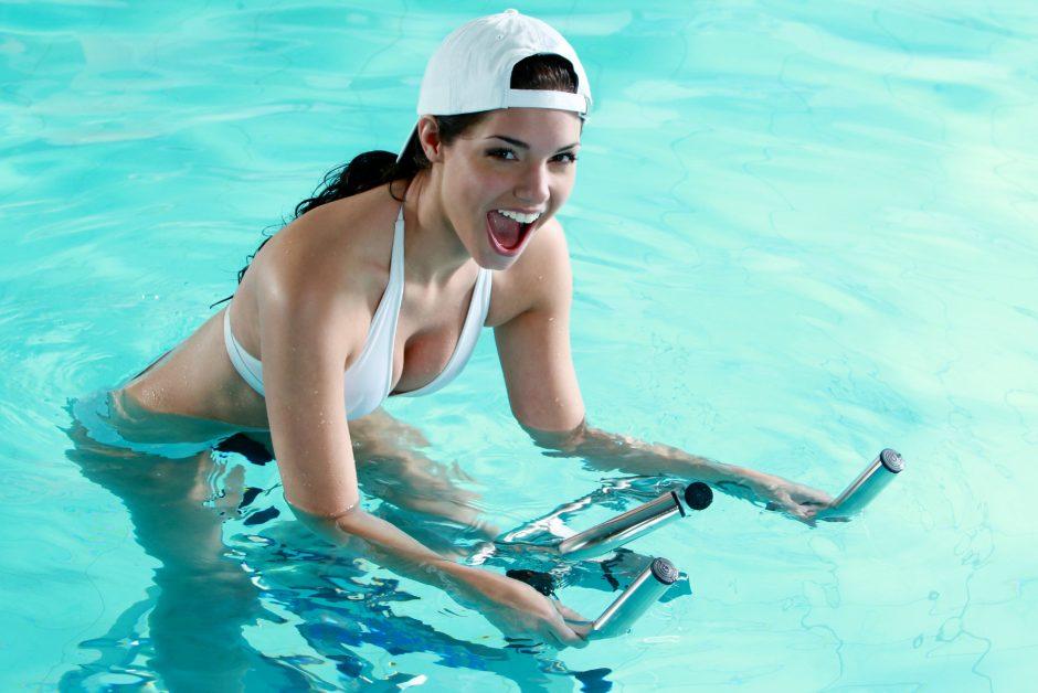 Aquabiking : des envies de découvrir de nouvelles activités