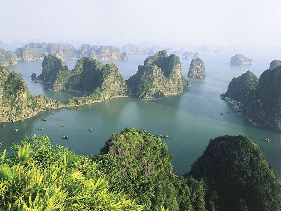 Un site web dédié aux vacances au Vietnam