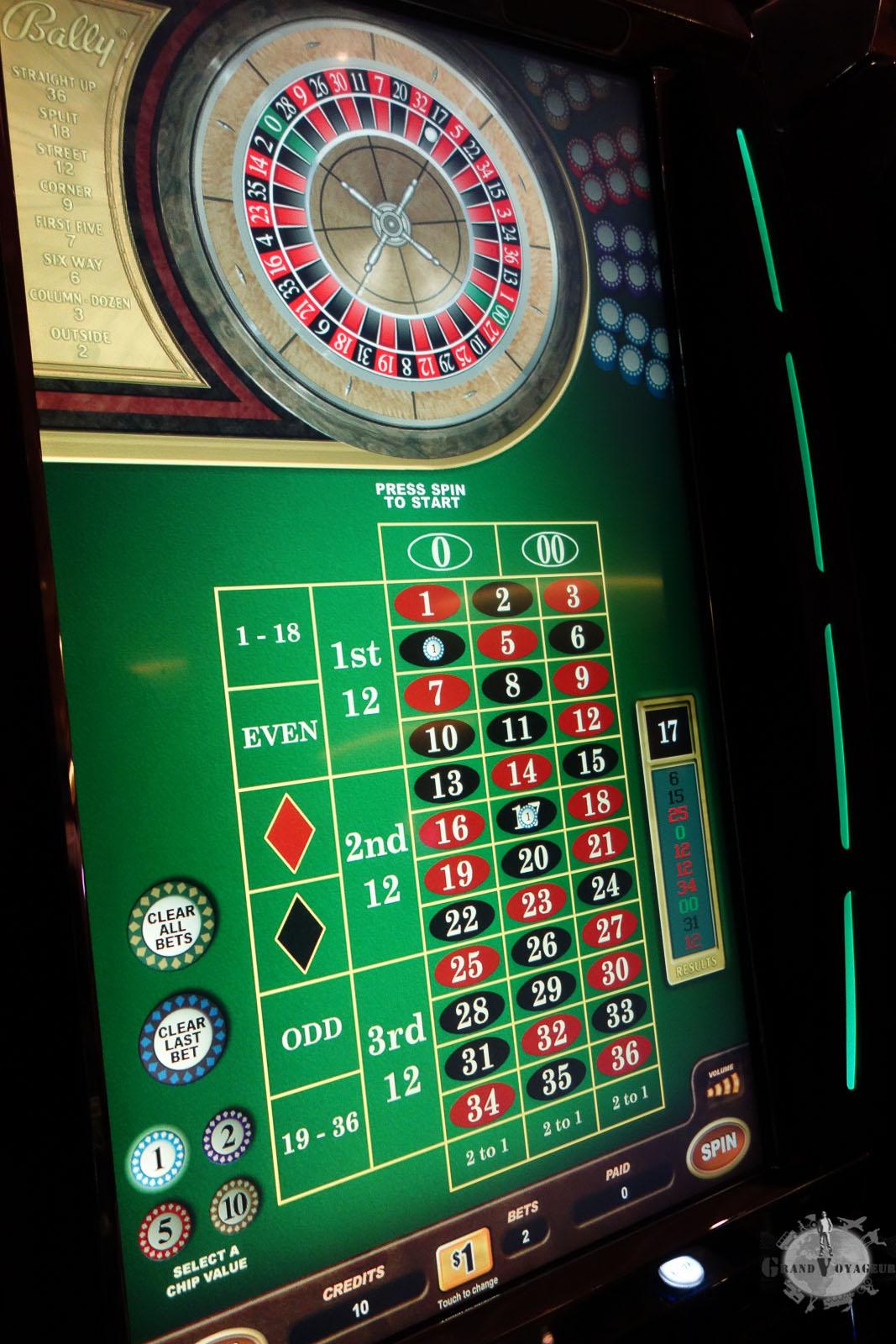 roulette casino en ligne truquée