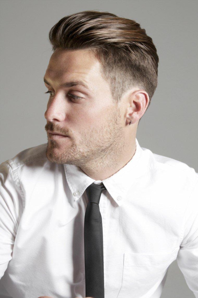 Apprendre a se couper les cheveux homme