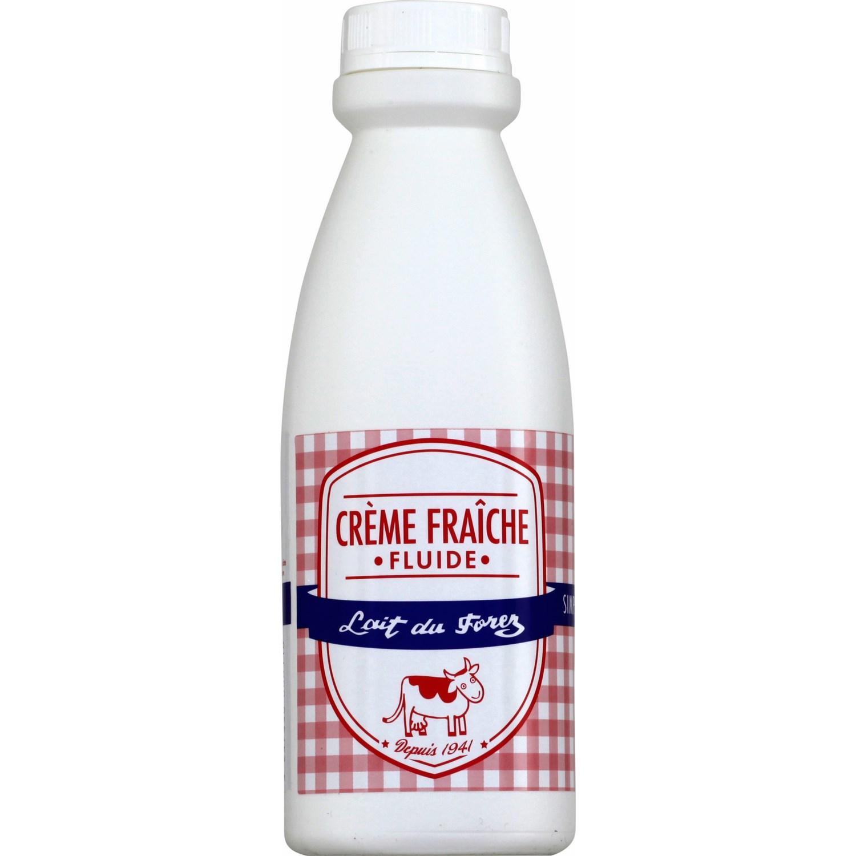 La Chantilly Creme Fleurette Un Produit De Qualite Pour Des