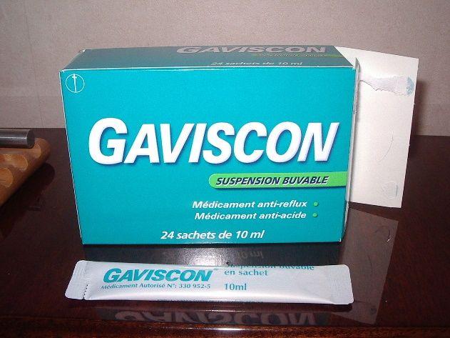Gaviscon femme enceinte