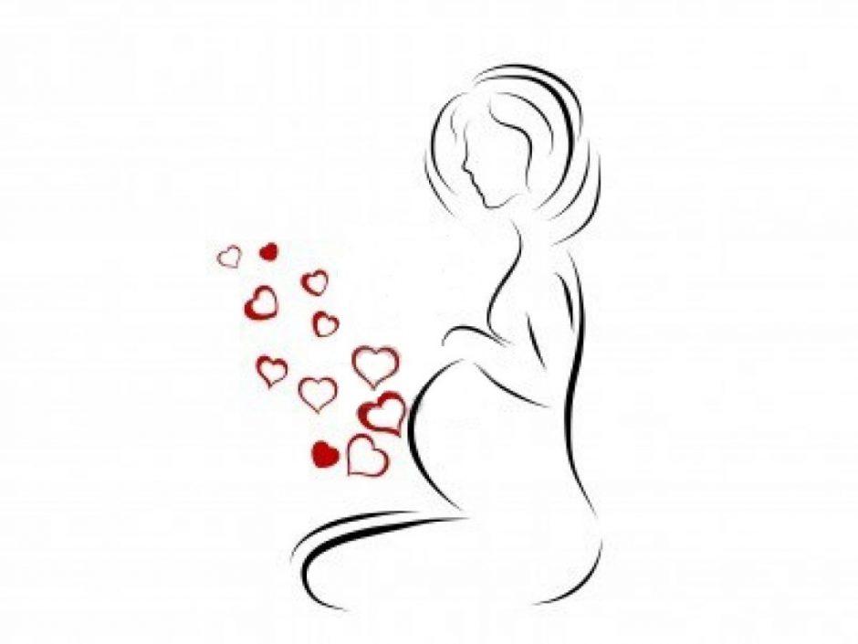 Image femme enceinte