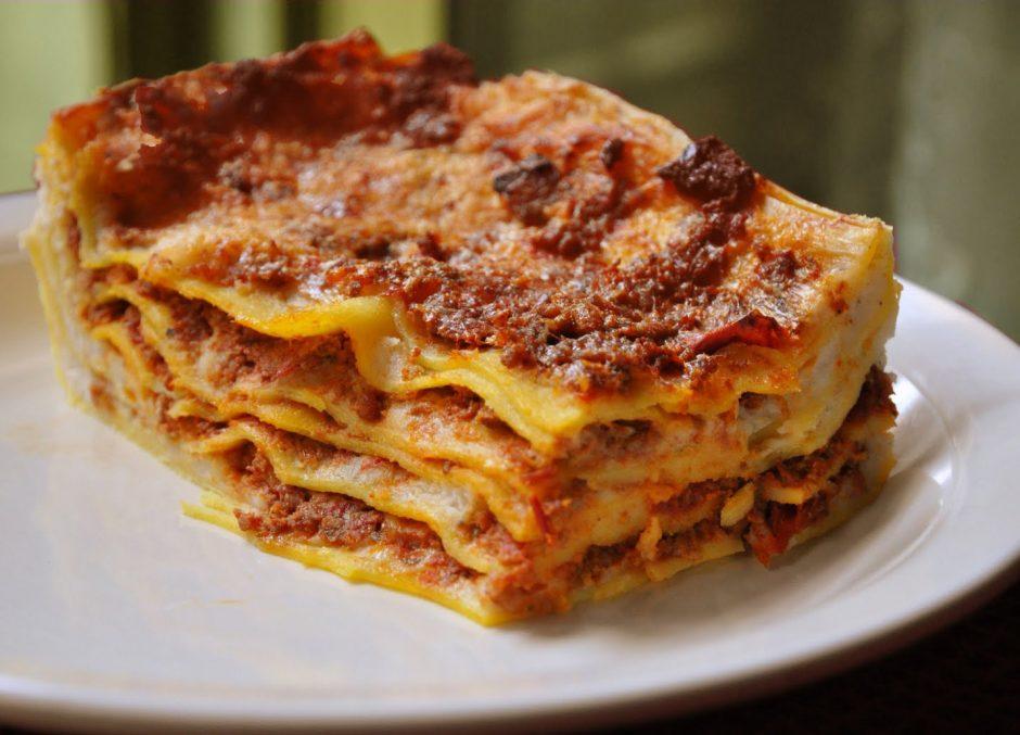 Lasagne bolognaise, ce plat italien que vous désirez savoir cuisiner