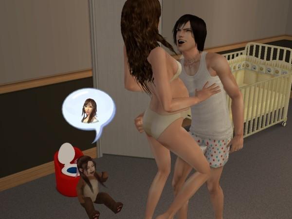 jeux de femme enceinte