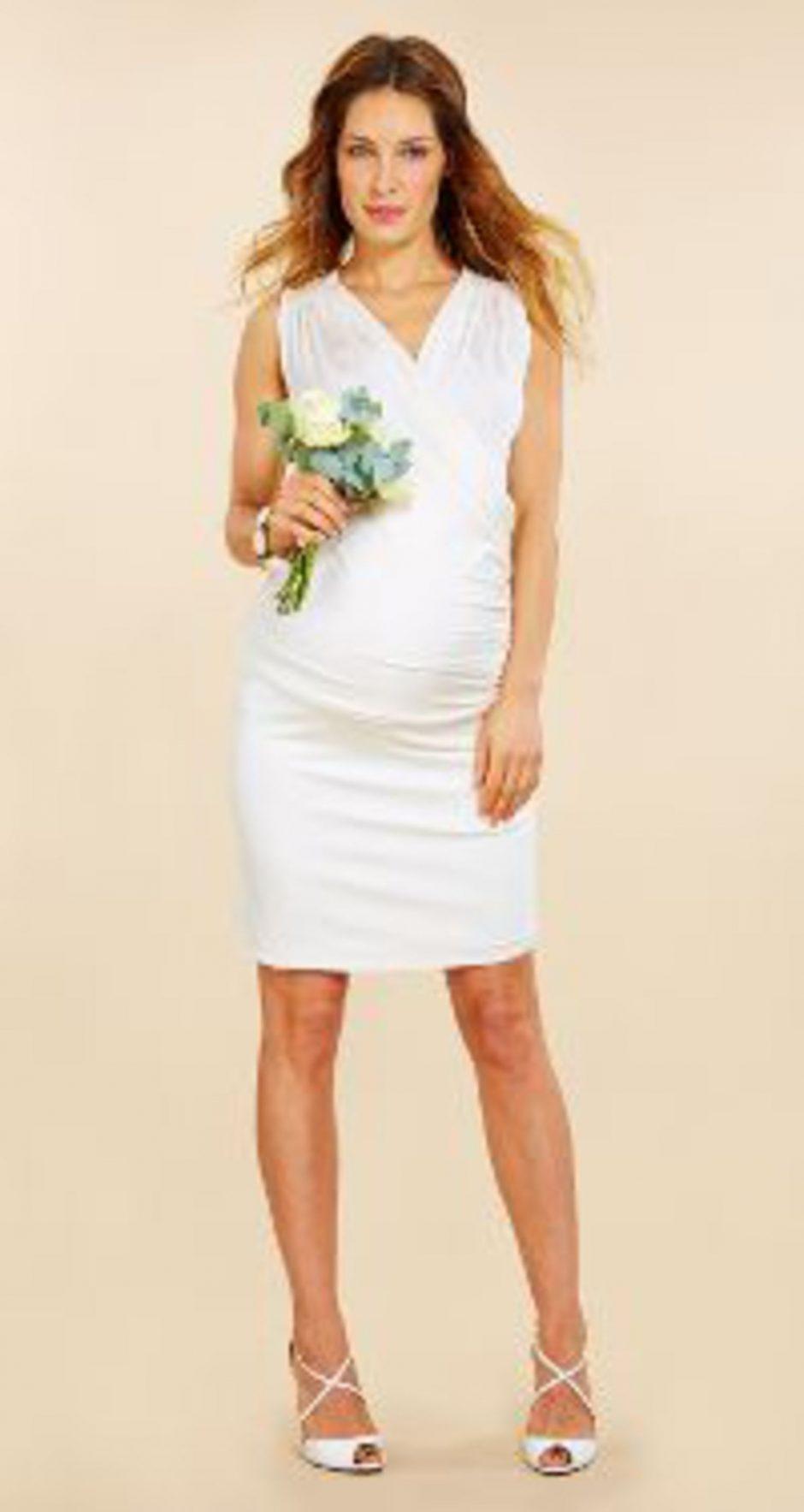 Robe pour mariage femme enceinte
