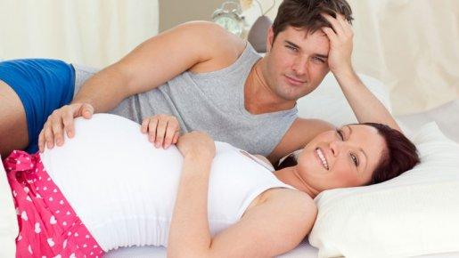 Sex femme enceinte