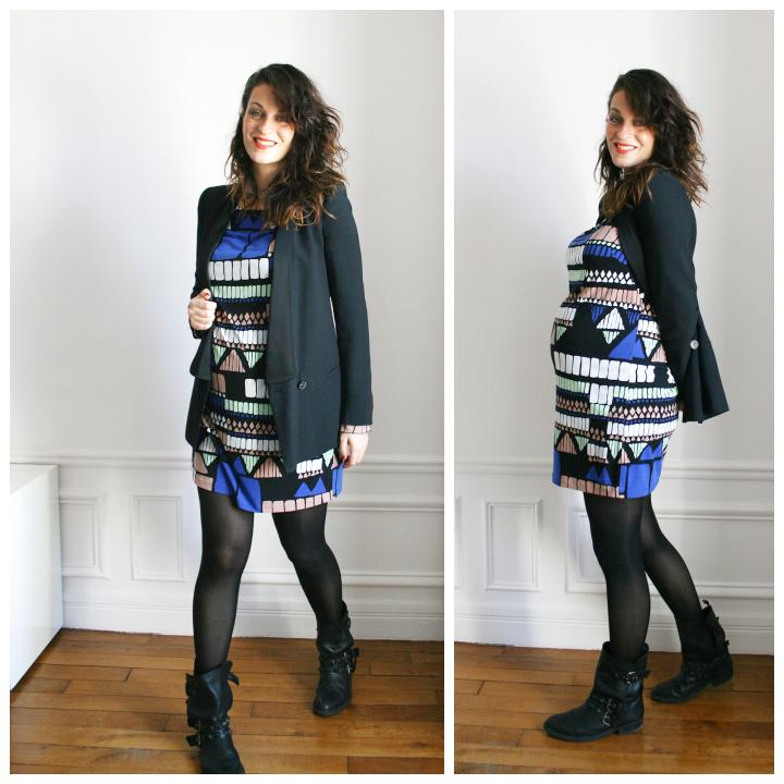 Zara femme enceinte