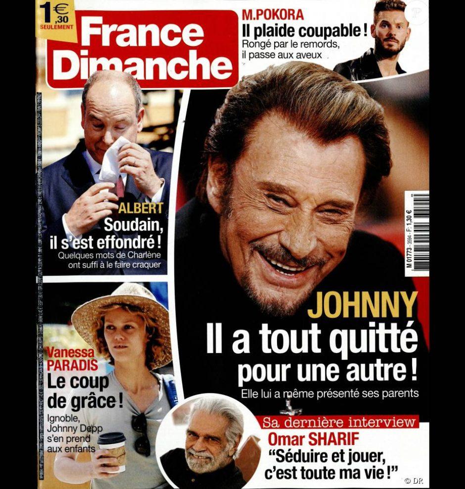 France dimanche magazine, une vraie référence pour acheter ses magazines
