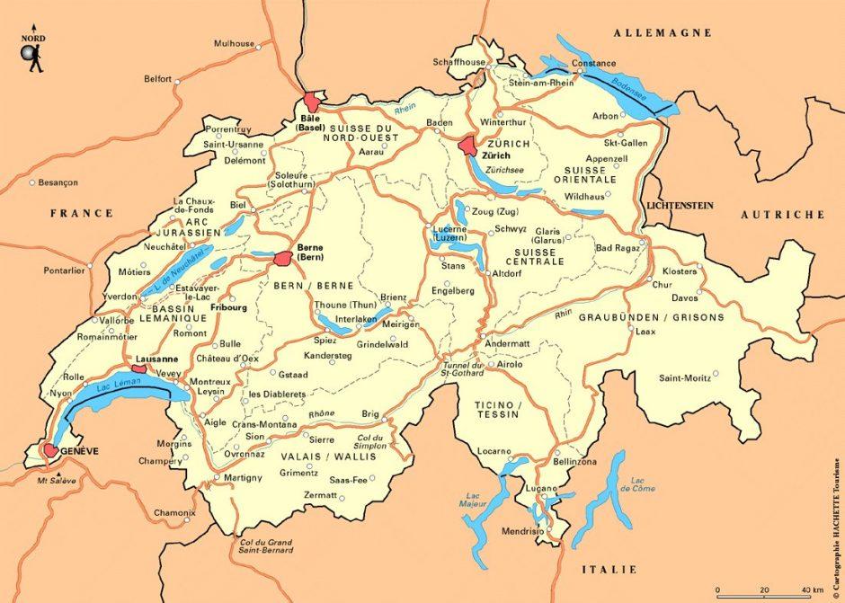 Comment trouver du travail en suisse ?
